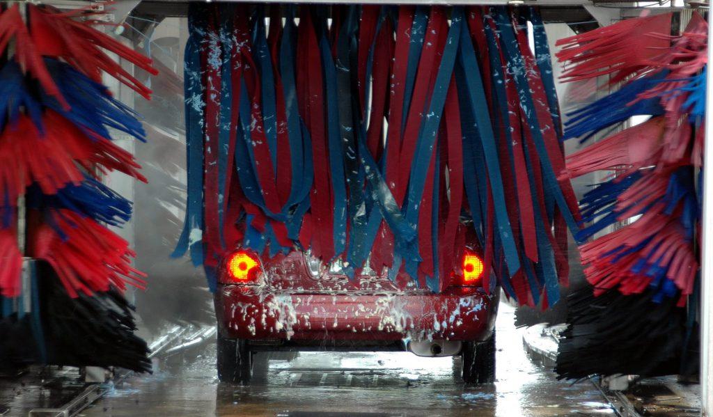 auto wasserette