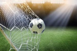 voetbal doel