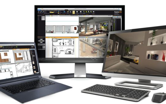CAD tekenprogramma