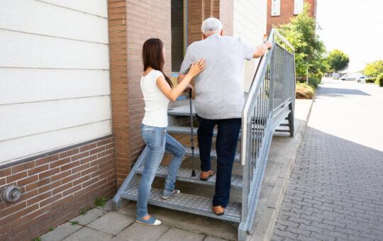 verzorging ouderen